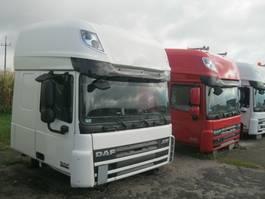 cabine - cabinedeel vrachtwagen onderdeel DAF XF 105 SUPER SPACE KABINA 2011