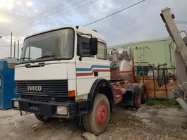 standaard trekker Iveco TURBOTECH 330.30 6x4 tractor unit - SPRING 1990