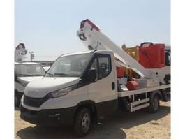 chassis cabine bedrijfswagen Iveco Daily 35c16 Lift 14 meter New 25 x in Stock 2020