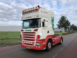 standaard trekker Scania R 500 A 4X2 Topline | V8 | Retarder | Manual | Schaltgetriebe 2008