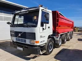 kipper vrachtwagen > 7.5 t Volvo TERBERG FL2850 10X4 tipper - new tyres 1996