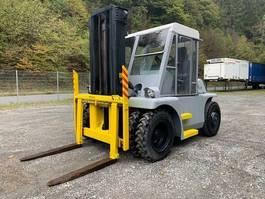 ruwterreinheftruck Caterpillar Towmotor B 16 **Perkins / 12 tons / Schaltung** 1985