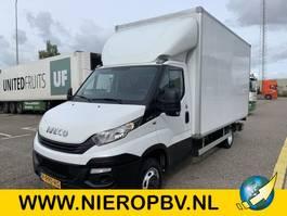 bakwagen vrachtwagen Iveco daily 35C15 bakwagen laadklep zijdeur 2018