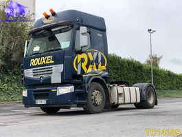 standaard trekker Renault Premium 460 Euro 5 2011