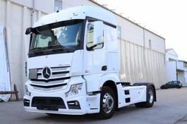 gevaarlijke stoffen trekker Mercedes-Benz Actros 1845  Euro6 Retarder ADR 2012