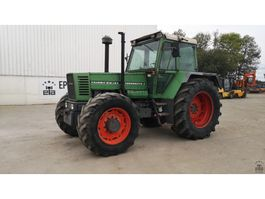 standaard tractor landbouw Fendt Favorit 612 LSA Turbomatik E