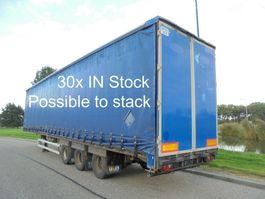 mega-volume oplegger SDC 30x In Stock / Mega / ROR / Drumbrakes / Possible To Stack 2008