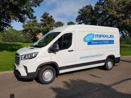 gesloten bestelwagen Maxus Deliver 9 2020