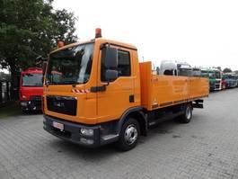 open laadbak bedrijfswagen MAN TGL 8.180 BL 2013