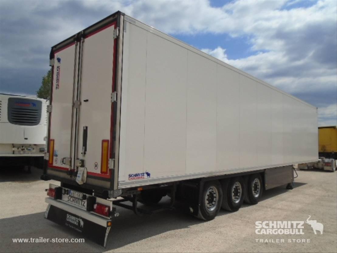 koel-vries oplegger Schmitz Cargobull Semitrailer Reefer Standard 2017