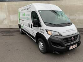 gesloten bestelwagen Fiat Doblo MAXI - L3H2 - 3.0 CNG 136pk 2020