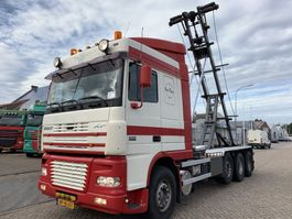 containersysteem vrachtwagen DAF XF 95 430 8x2/4 Manual Gearbox NCH Containersystem 2004