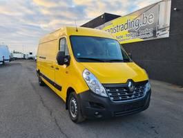 gesloten bestelwagen Renault MASTER L3H2 - 2019 - EURO 6 - 60.000 KM 2019