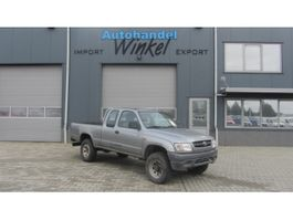 pick-up bedrijfswagen Toyota Hilux 4X4 1.5 CAB 2001