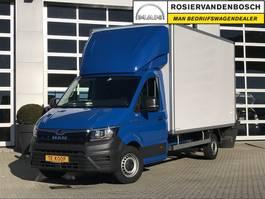 gesloten bestelwagen MAN TGE 3.180 2.0 TDI 177PK L4H2 AUTOMAAT BAKWAGEN - MEDIAPAKKET NAVIGATIE -... 2018