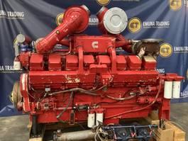 Motor vrachtwagen onderdeel Cummins KTA50M 1988