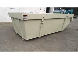 open top zeecontainer Portaal Containerbak