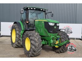 standaard tractor landbouw John Deere 6210R 2012