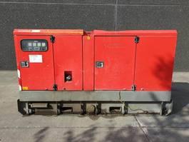 generator Atlas Copco QAS 60 2012