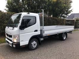 pick-up bedrijfswagen Mitsubishi Canter FUSO 3C13 , openlaadbak 4.5 m ,Euro 6, 2018