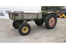 standaard tractor landbouw Fendt Dieselross F220GTA 1960