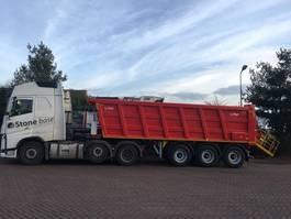 kipper vrachtwagen > 7.5 t Fliegl ASS 372 SCHWERGUT