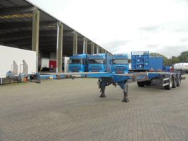container chassis oplegger D-TEC FT-43-03V DISCBRAKES 2008