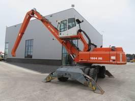 wielgraafmachine Atlas Terex 1804 Material Handler / Industry crane 2006