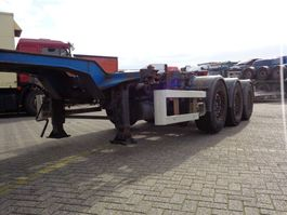 container chassis oplegger Renders ROC 12.18 + 3 AXLE 1990