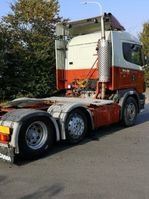standaard trekker Scania 124 420 6x2 Manual Aire