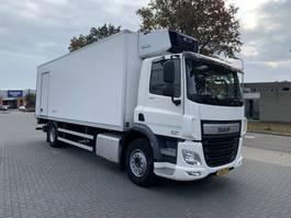koelwagen vrachtwagen DAF CF 290 euro 6, 217.000 km , 8-2017 bj 2017