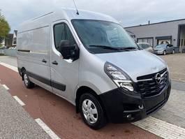 gesloten bestelwagen Opel Movano 2.3 CDTI 100KW L2H2 NEW MODEL KLIMA NAVI 2019
