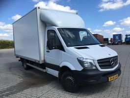 gesloten bestelwagen Mercedes-Benz Lavt kilometertal Sprinter 516 4x2 2014