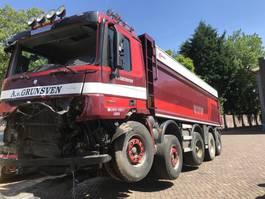 kipper vrachtwagen > 7.5 t Mercedes-Benz Actros 5041 K 2013