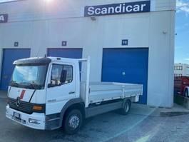 bakwagen vrachtwagen > 7.5 t Mercedes-Benz ATEGO 15 23 1999