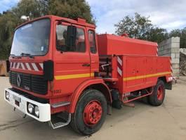 tankwagen vrachtwagen Renault G230 **6.000Ltr WATERTANK-MANUAL** 1984