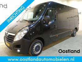 gesloten bestelwagen Opel Movano 2.3 CDTI L3H2 136 PK Servicewagen / Aluca Inrichting / Airco / Navigatie... 2015