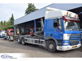 containersysteem vrachtwagen DAF CF 85 - 360, Manuel, Euro 5, Combi, Truckcenter Apeldoorn 2007