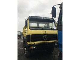 kipper vrachtwagen > 7.5 t Mercedes-Benz 2628 6x6 blad x blad 1995