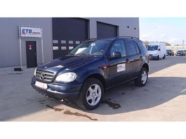 terreinwagen Mercedes-Benz ML 320 (AUTOMATIC GEARBOX / AIRCONDITIONING) 2000