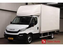 bakwagen bedrijfswagen < 7.5 t Iveco Daily 35C16 160PK BAKWAGEN MEUBELBAK LAADKLEP ZIJDEUR AIRCO CRUISE CONTROL 2017
