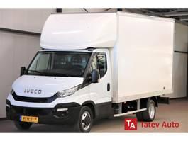 bakwagen bedrijfswagen < 7.5 t Iveco Daily Iveco Daily 35C16 160PK BAKWAGEN MEUBELBAK AIRCO CRUISE CONTROL 2017