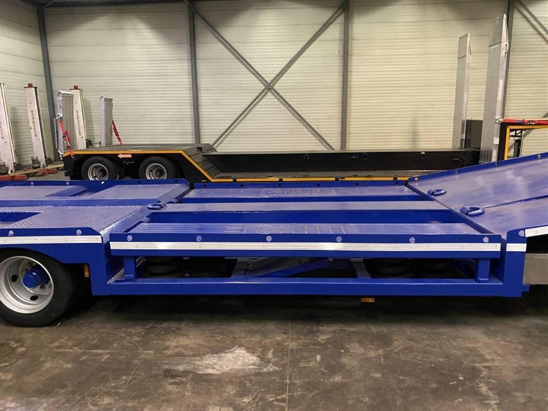 semi dieplader oplegger Lintrailers 3LSD18.24 2020