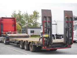 dieplader oplegger MAC TRAILER , 13,35 x 2,55m , hydraulic ramps , expanded , 2017 2017