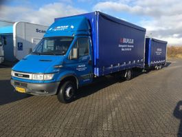 autotransporter vrachtwagen Iveco IVECO DAILY + VARIANT 2006/2015 4X2 DAILY + VARIANT 2006