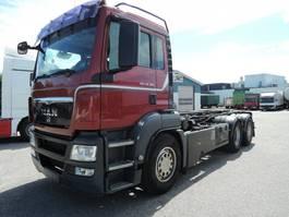 kipper vrachtwagen > 7.5 t MAN MAN TGA 26-360 6X2/4 TGA 26-360 2008