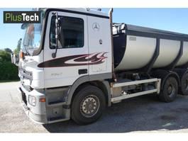 kipper vrachtwagen > 7.5 t Mercedes-Benz Actros 2546 2546L 2004