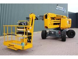 knikarmhoogwerker wiel Haulotte HA16RTJPRO Diesel, 4x4x4 Drive, 16 m Working Heigh 2018