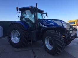 standaard tractor landbouw New Holland T7-230 AC BLEU-POWER LIKE NEW 2017