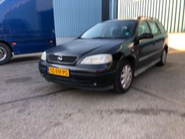 stationwagen Opel Astra G STATIONWAGON WITH AIRCONDITIONING AND MANUAL GEARBOX 2000